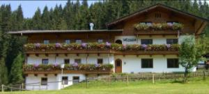 Appartements, Pension Moser